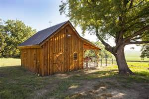 Kings Storage Barns Traditional Wood Barn Ponderosa Country Barn Project