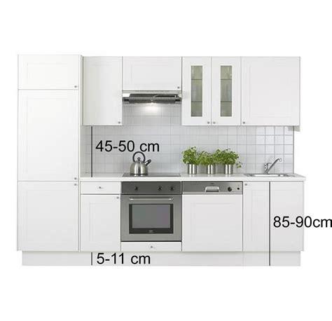 reformar la cocina distancias medidas  dimensiones