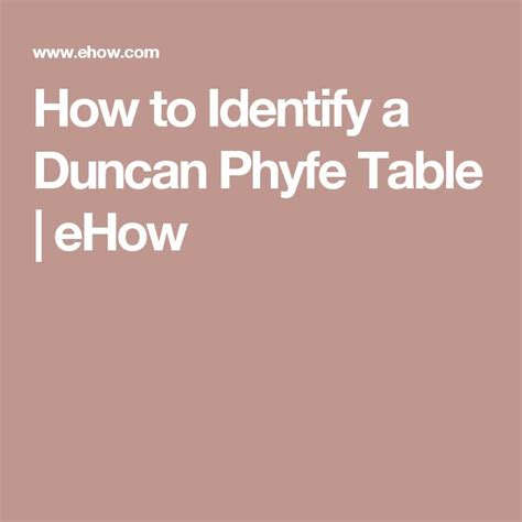 how to identify duncan phyfe table 25 best ideas about duncan phyfe on vintage