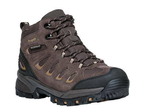 orthopedic boots for propet ridge walker s orthopedic waterproof boot