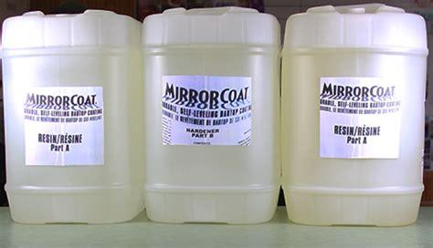 G16 1288 15 Gallon Kit Mirrorcoat Epoxy Bartop Coating