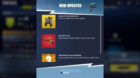 fortnite news how jetpacks may be incorporated into fortnite fortnite