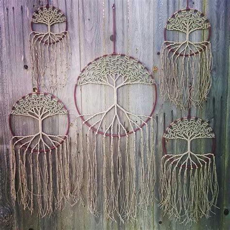 Handmade Crochet Designs - 15 crochet catcher ideas for diy pretty designs