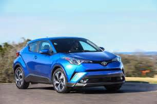Toyota Ag 2018 Toyota C Hr Drive Review Automobile Magazine