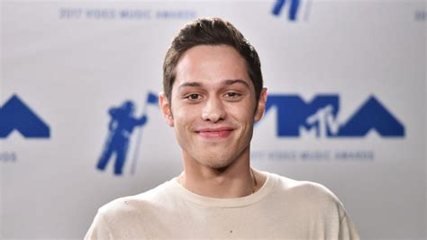 snl s pete davidson says he s been diagnosed with