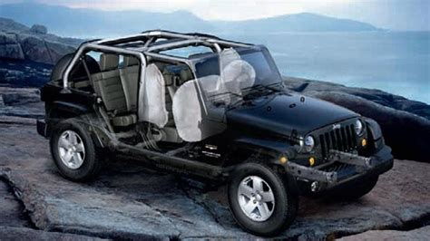 How To Replace Airbag 1995 Jeep Wrangler Service