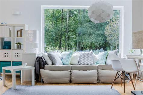 light blue sofa cushions 35 sofa throw pillow exles sofa d 233 cor guide