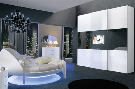 tv da letto armadio da letto con tv design casa creativa e