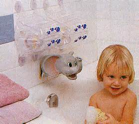 how can you secure bath tub knobs so your toddler cannot