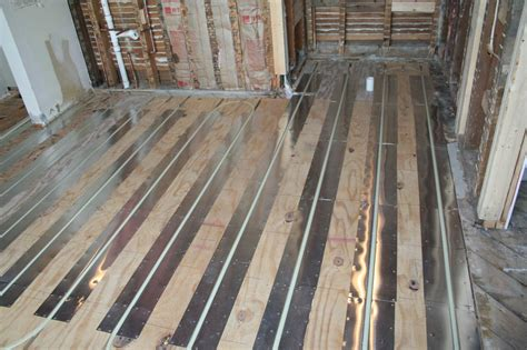 HEATING BATHROOM FLOOR BATHROOM, Basement Floor Heating