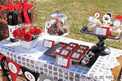 queen themed birthday party queen of hearts theme party anything party pinterest