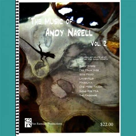 andy narell in the engine room the of andy narell volume 2 book