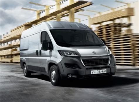 Peugeot Boxer 2020 by Peugeot Boxer 2020 Car Review Car Review