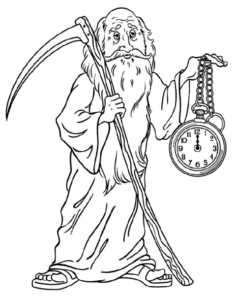new year baby coloring page new year s father time coloring page crayola com