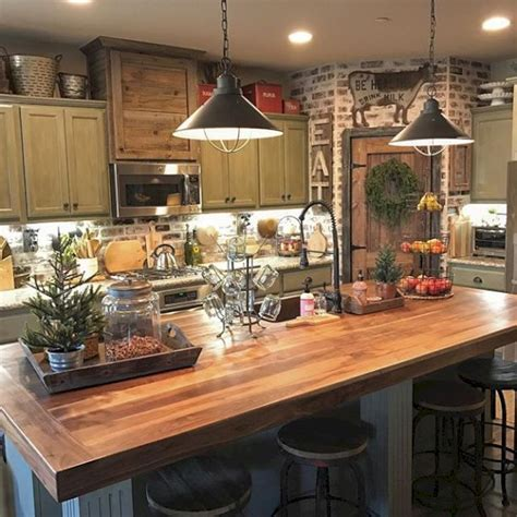 Rustic Kitchens Ideas 50 rustic kitchen decorating ideas coo architecture