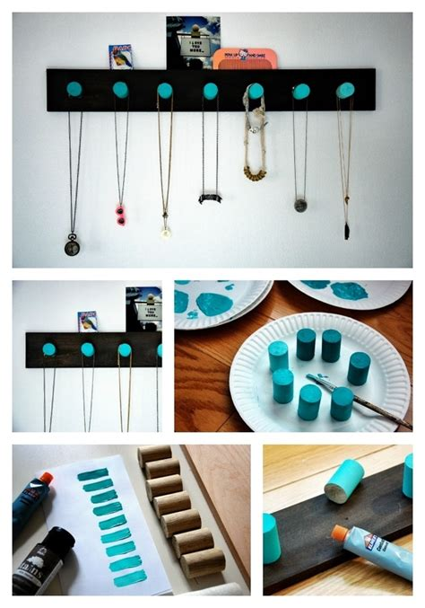how to make a jewelry stand 20 ideas to make diy jewelry holder stay organized