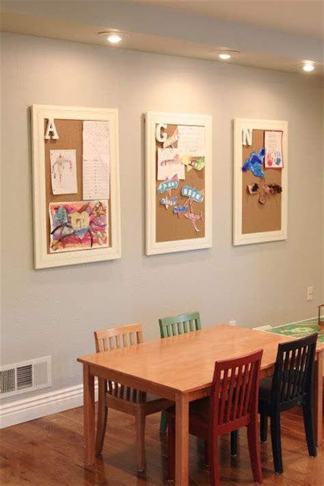 ways to display artwork creative ways to display kids art