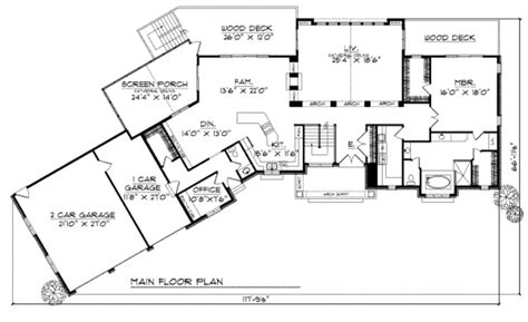 home plan homepw10890 4464 square foot 5 bedroom 4 traditional style house plan 3 beds 2 5 baths 4481 sq ft
