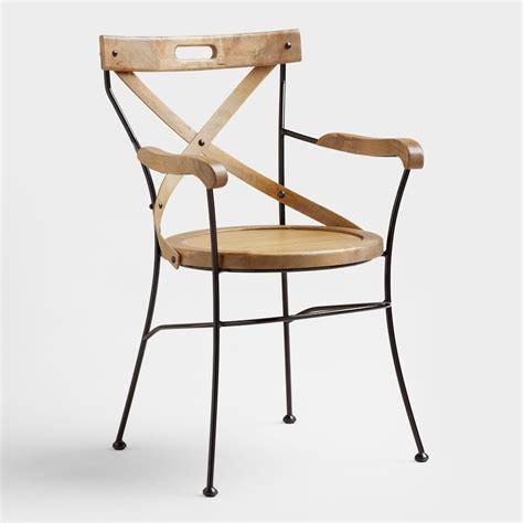 world market desk chair caign chair world market