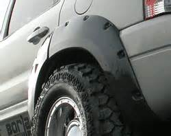 Ford Escape Fender Flares Ford Performance And Development Escape