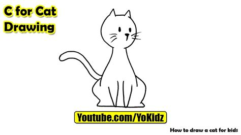 how to draw with doodle cat 1 how to draw a cat for