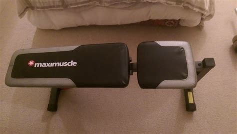 maximuscle bench maximuscle bench for sale in clontarf dublin from elbundy