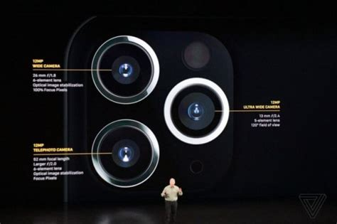 apple introduced  iphone  pro   pro max triple