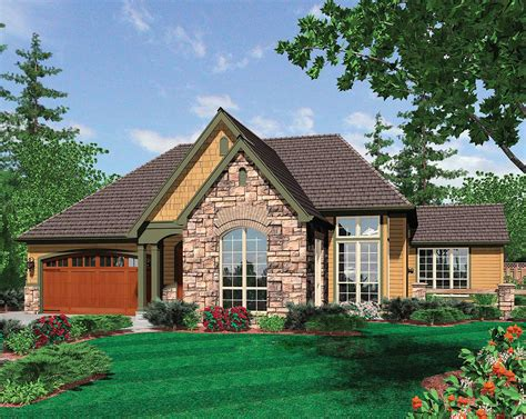 european cottage plans european cottage plan with covered porch 69122am 1st