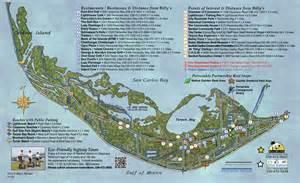 map sanibel island florida sanibel map