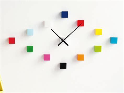 horloge murale cuisine design pendule de cuisine horloge