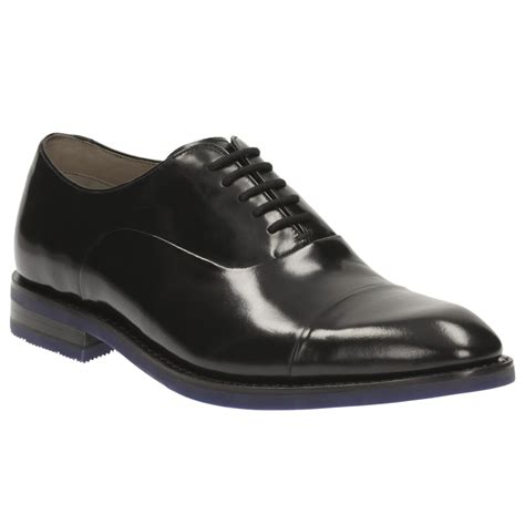 clarks swinley cap mens formal shoes from charles
