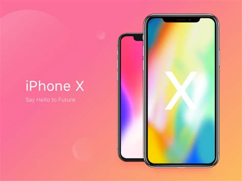 free x 20 iphone x psd mockup free collection