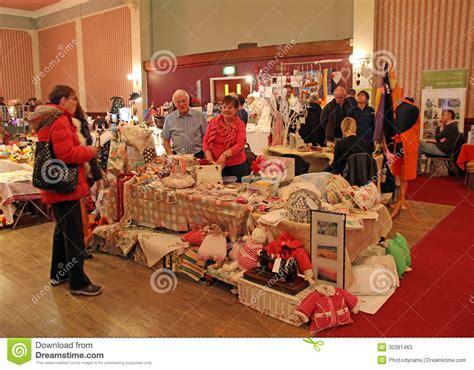 craft fairs kent indoor craft fair editorial stock photo image 30391463