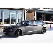 $1 Million Mercedes S600 Pullman Aims To Dethrone Rolls