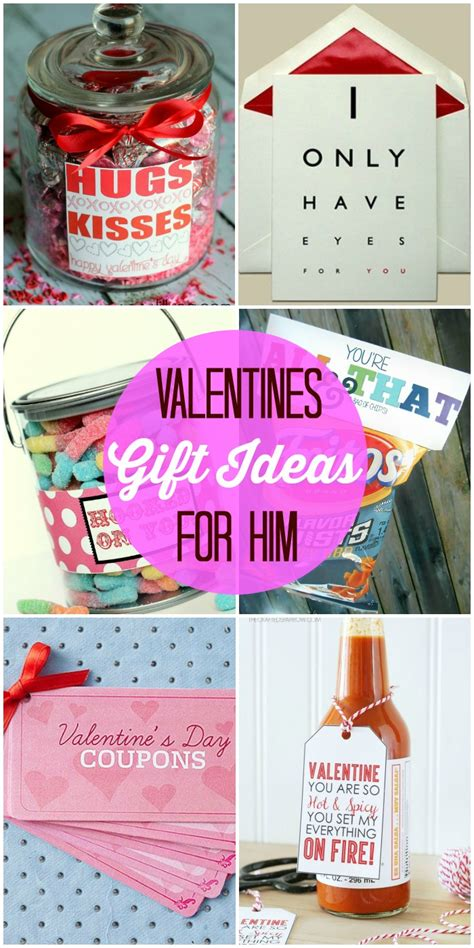 valentines gifts for a s gift ideas for him