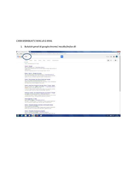 membuat emaildi gmail cara membuat email di gmail