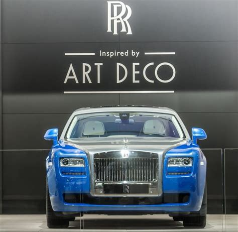 deco inspired cars rolls royce go deco aa cars