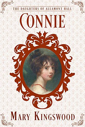 three daughters of books connie the daughters of allamont book 3 booktastik