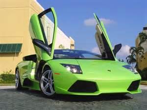 Green Lamborghini Hd Car Wallpapers Lamborghini Gallardo Green