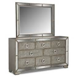 dressers bedroom angelina dresser mirror value city furniture
