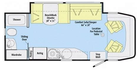 winnebago view floor plans 2012 winnebago view 24m reviews winnebago motorhome reviews