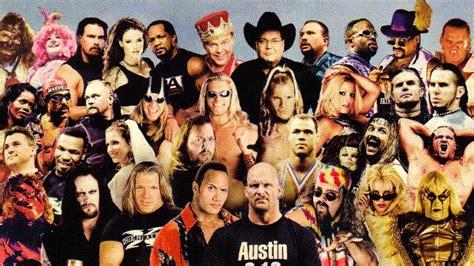 Captain Barnes 5 Reasons The Attitude Era Was The Greatest In Wrestling