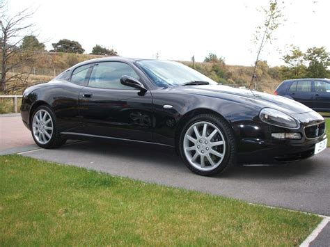 2002 Maserati Coupe Gt by 2002 Maserati Coupe Overview Cargurus