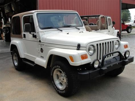 2000 Jeep Parts 2000 Jeep Wrangler Gilbert Jeeps And 4 215 4 S