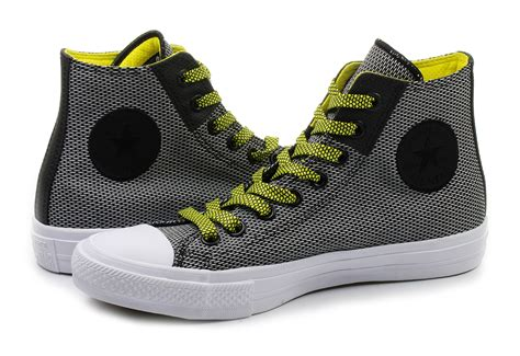 Converse Chuck All Speciality Hi Black Si converse sneakers chuck all ii specialty hi