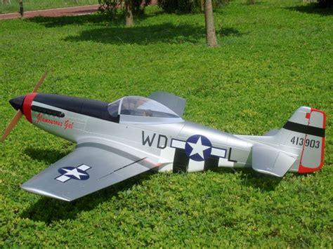 P 51 Mustang Rc Model p 51d mustang cymodel rc