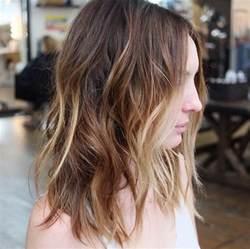 balayage on medium length hair balayage hairstyles for medium length hair