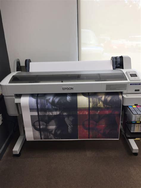 Printer Epson F6070 geo 44 x 64 epson f6070 printer 8000