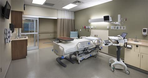 Icu Room by Intensive Care Unit Roane Center