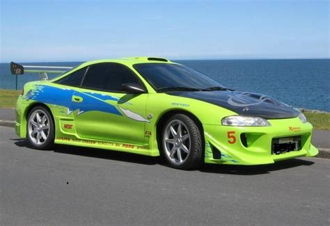 mitsubishi 3000gt fast and furious fast and the furious 1995 mitsubishi eclipse by beat10 on